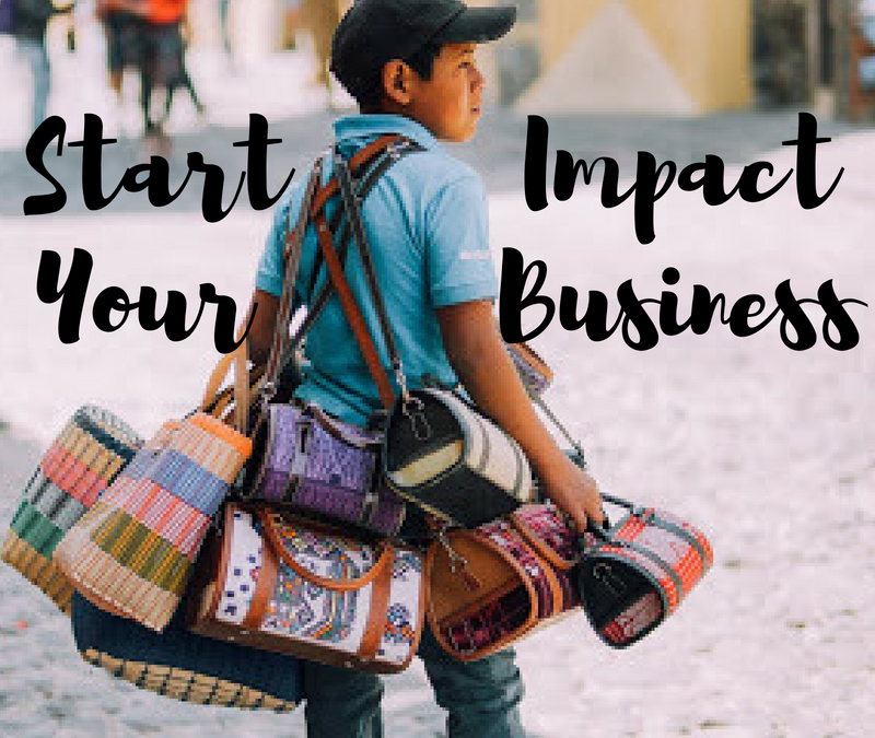 Start your Social Impact Business